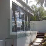 Custom Frameless Glass Balustrades for Property