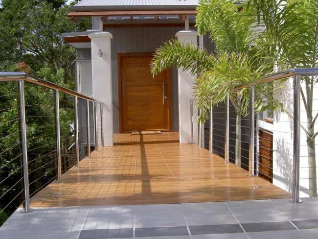 Stainless Steel Balurstrade for Home