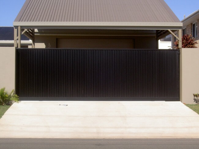 Automatic Driveway Gates for your Property