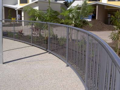 Aluminium Balustrades for your Property