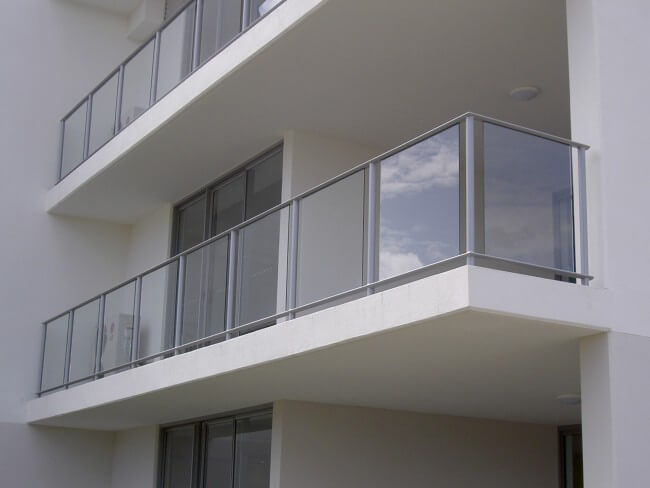 Glass Balustrades in Brisbane