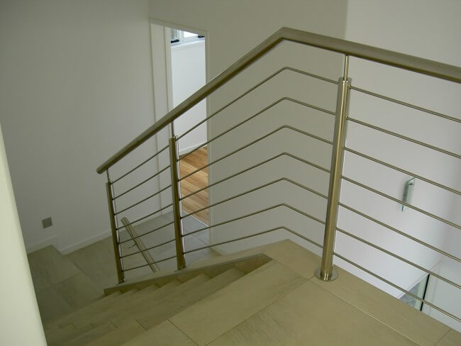 Steel Balustrades for your Property
