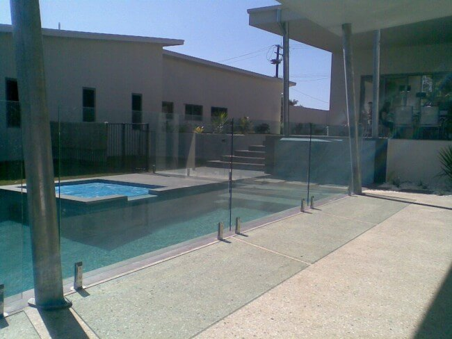 Glass Pool Fencing for your Property