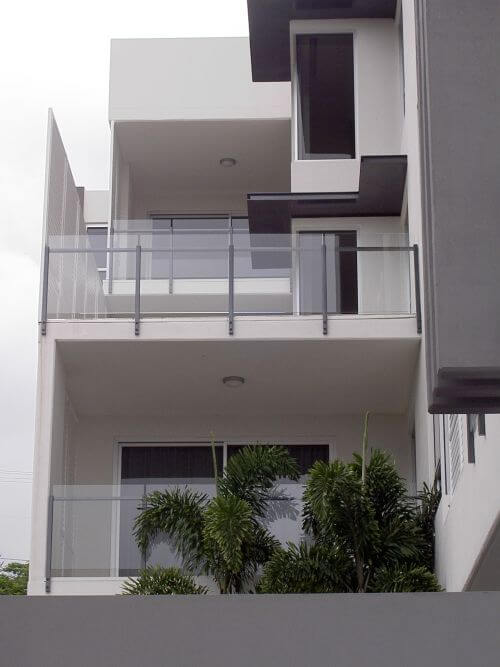 Custom Glass Balustrades for Property