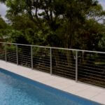 Custom Designed Steel Balustrades