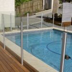 Attractive Aluminium & Glass Pool Fencing