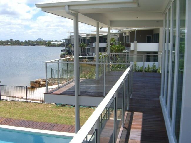 Glass Balustrades in your Property