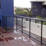 Aluminium & Glass Pool Fencing Solution