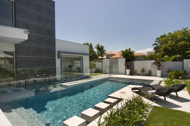 Glass Pool Fencing for Home