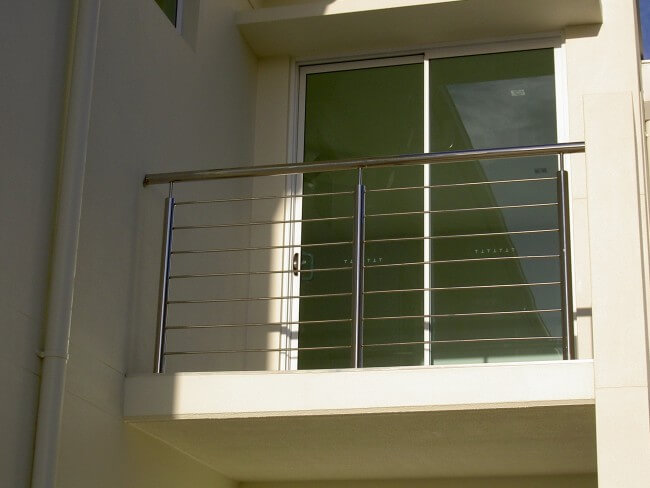 Aluminium Balustrades for Home