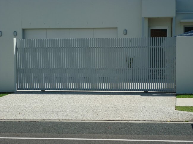 Personal & Safe Automatic Gates