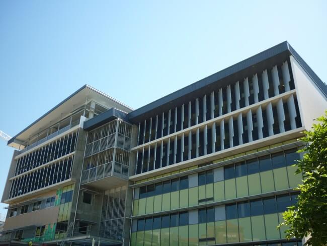Commercial Aluminium Balustrades - 8