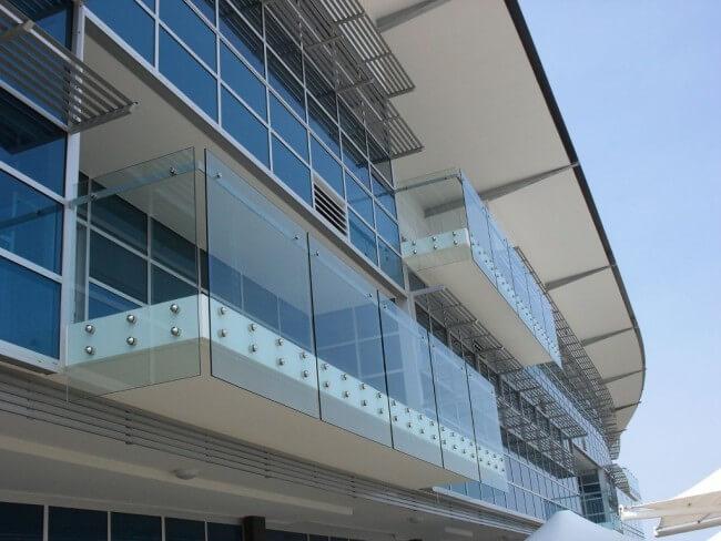 Commercial Aluminium Balustrades - 19