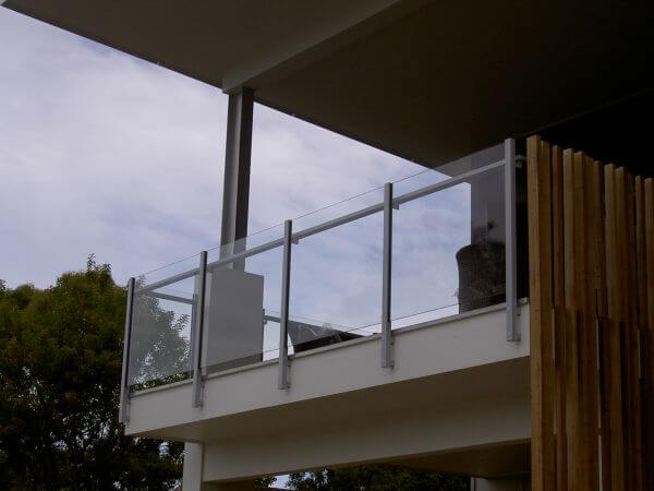 Glass balustrades for your New Home